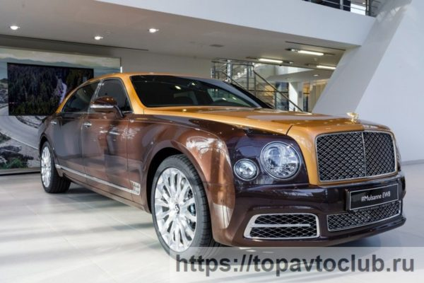 Bentley Mulsanne II EWB