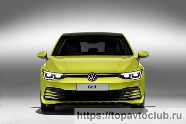 VW Golf GTE 2020