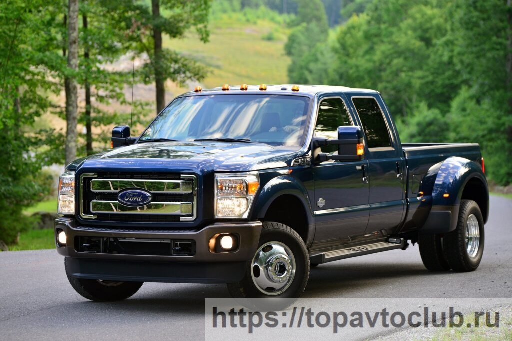 Ford Super Duty пикап
