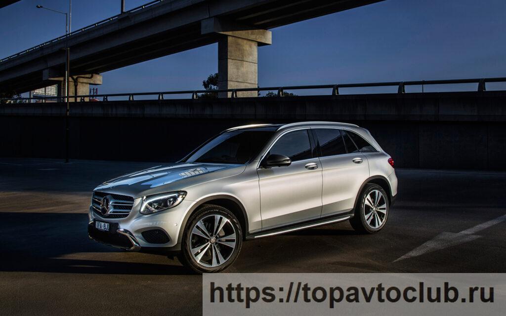 """Внедорожник """"Mercedes-Benz GLC"""""""