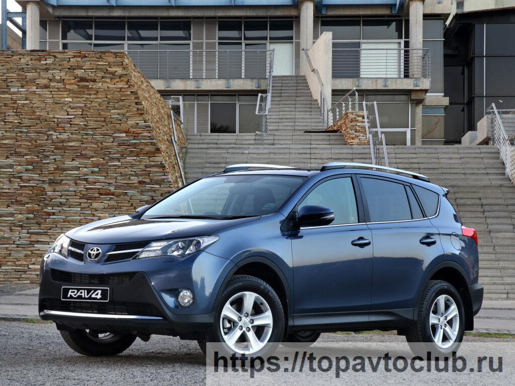 Toyota RAV 4 IV