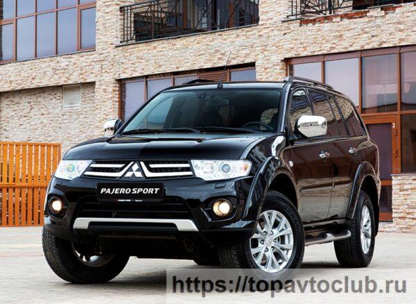 "Внедорожник ""Mitsubishi Pajero Sport"""