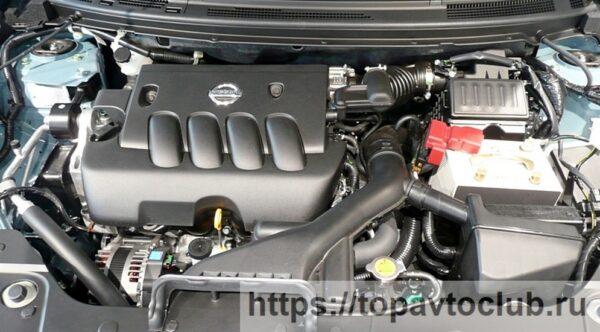 Renault-Nissan MR20DE