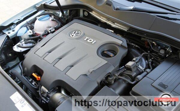 Двигатель Volkswagen 1.6 TDI