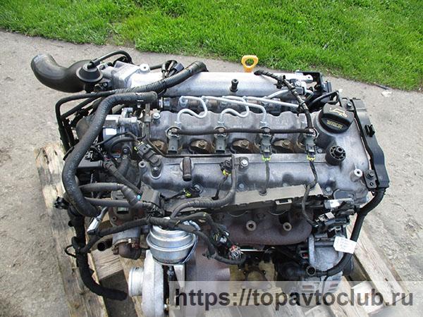 Двигатель Kia D4FB (1.6 CRDi)