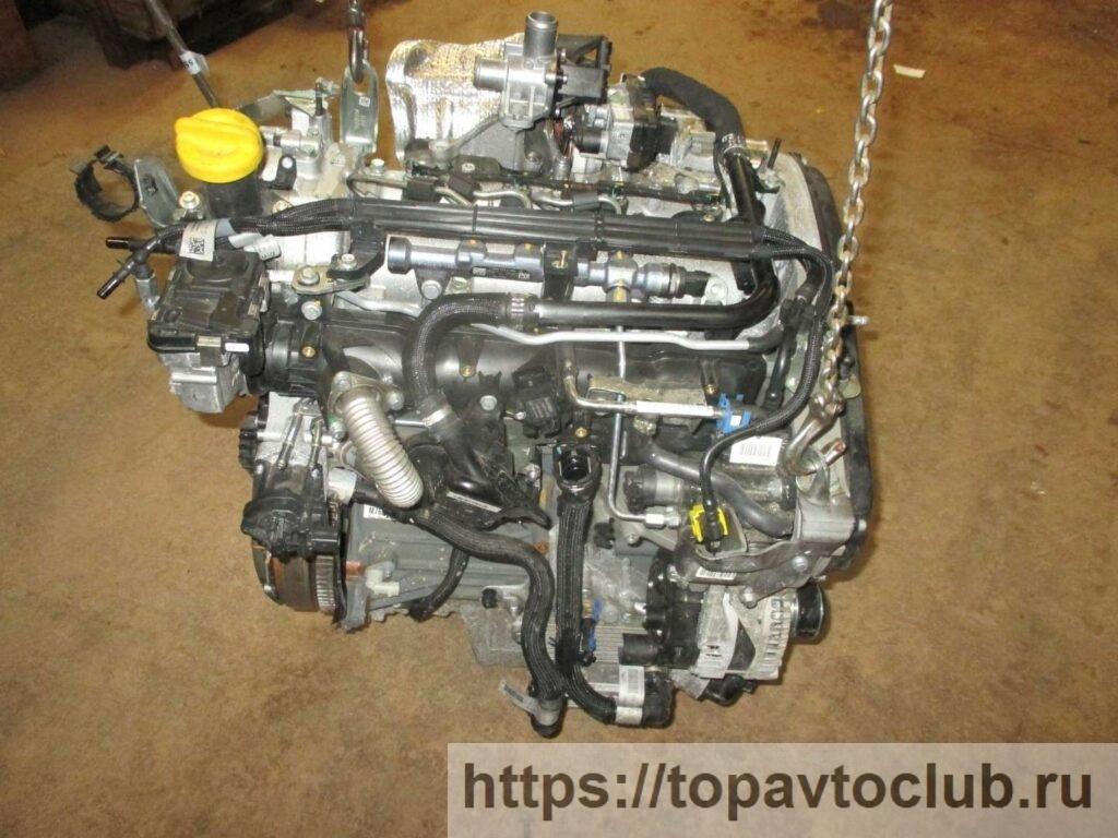 Двигатель Fiat 2.0 JTD