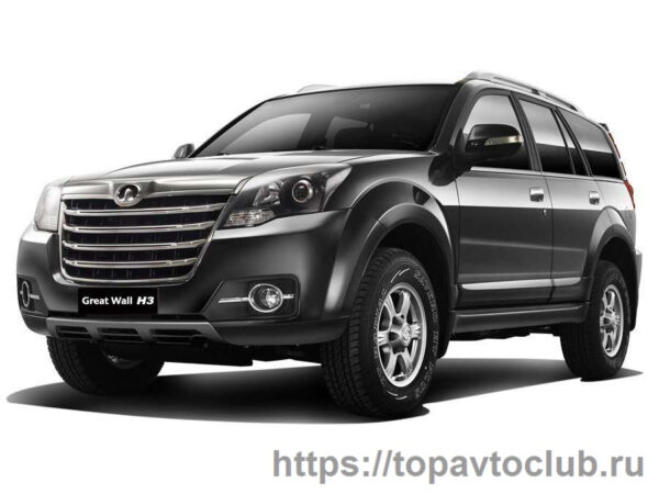 Great Wall New H3