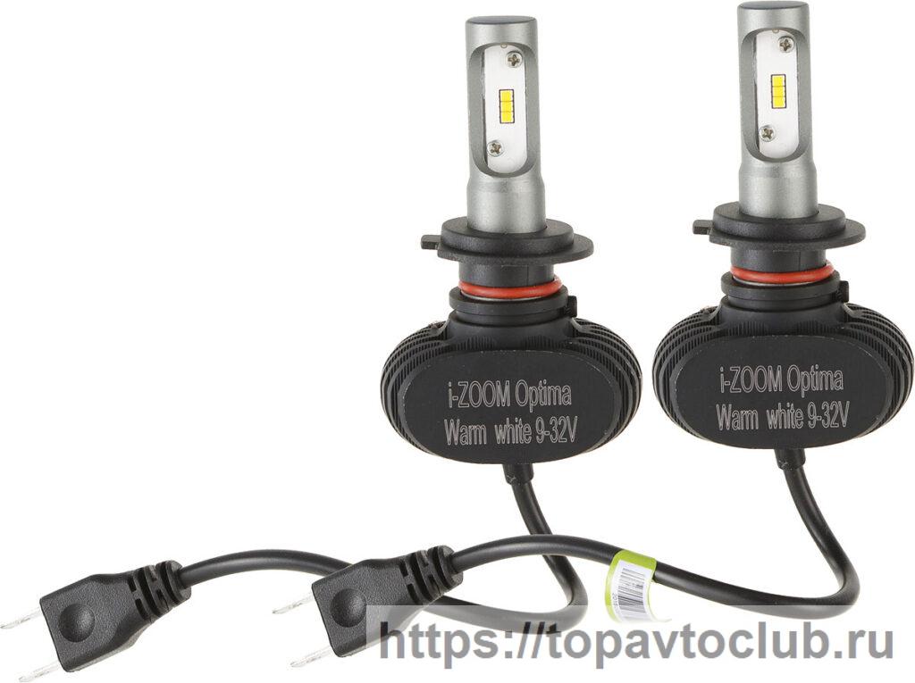 """Светодиодная лампа """"Optima Premium Fog H11"""""""