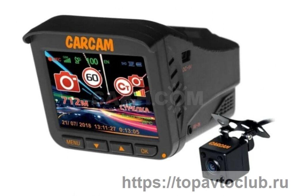 "Видеорегистратор ""CARCAM COMBO 5"""
