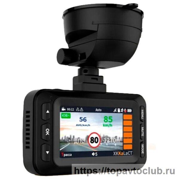 "Радар видеорегистратор ""Roadgid X7 Gibrid GT"""