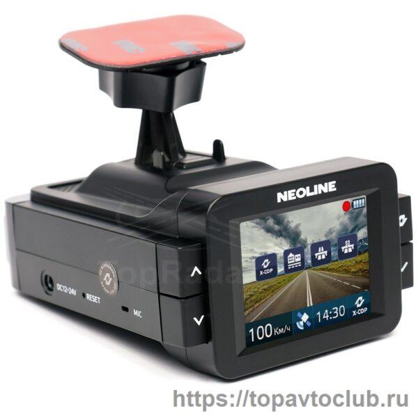 """Антирадар с видеорегистратором """"Neoline X-COP 9000C"""""""