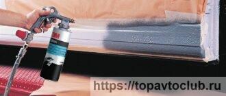 ТОП-10 Антигравий для автомобиля